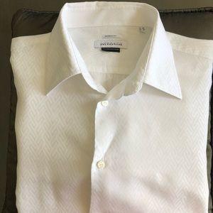 Versace White business shirt